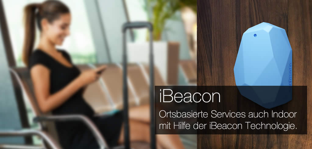 MobilityBlue iBeacon Connected Car App