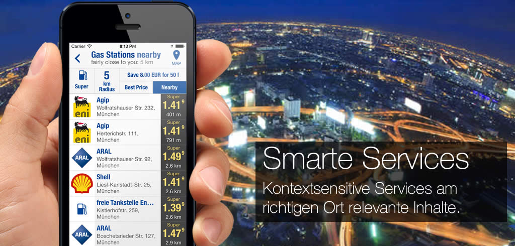MobilityBlue Smart Service App multimodal personal mobility