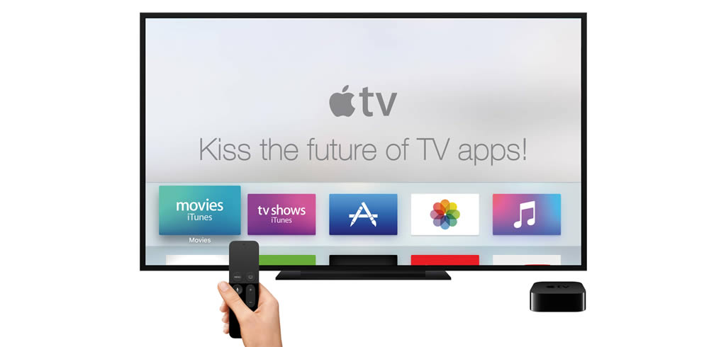 Apple TV Kiss the future of TV apps!